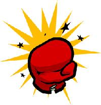 Boxing Glove POW 200