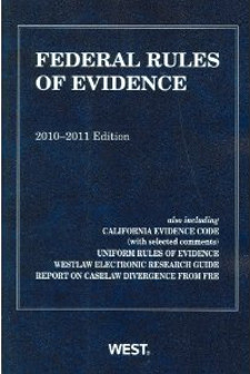 Federal Rules of Evidence 225