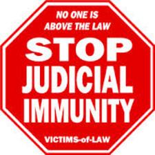 stop judicial immunity