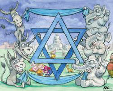 donkeys and elephants for Israel 225