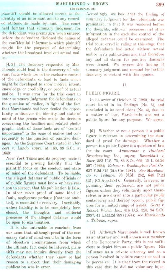 Case Law 399